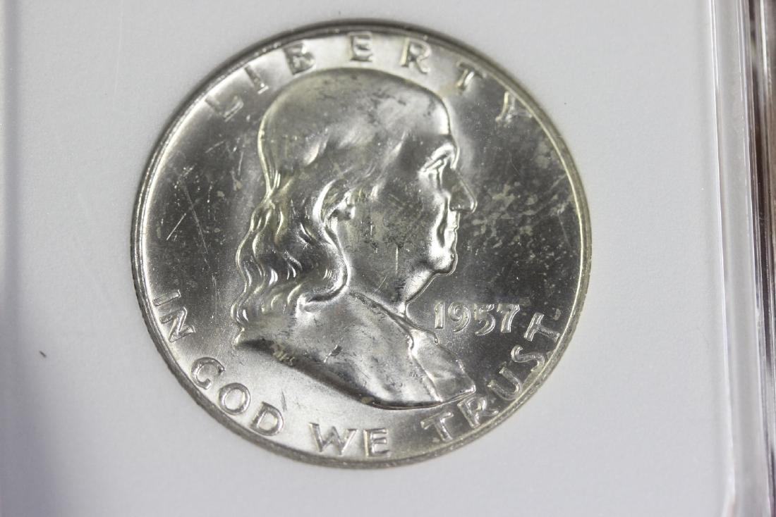A Graded Half Dollar - 3