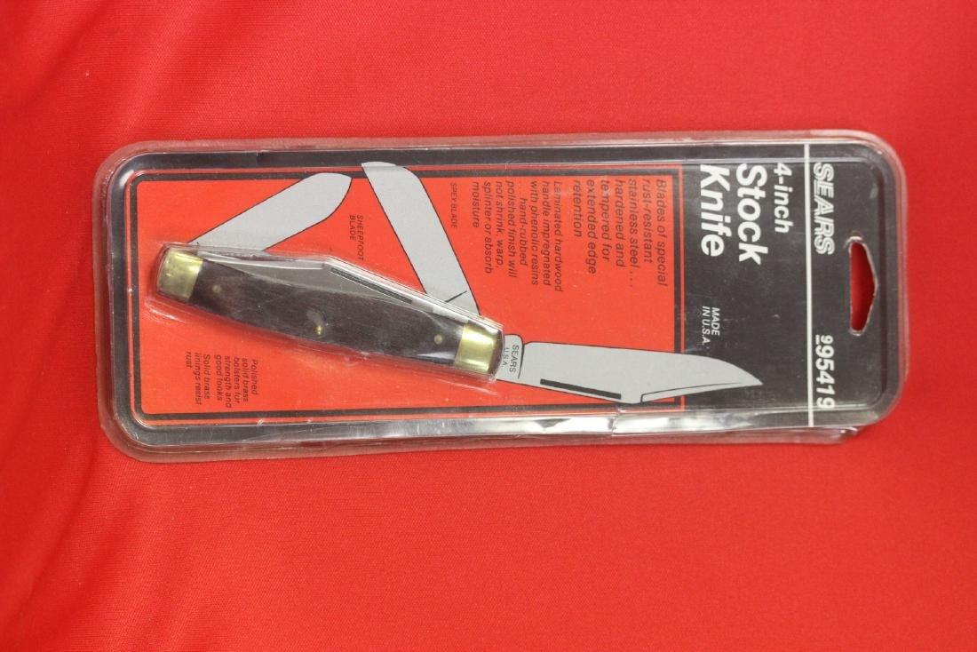 a Sears Pocket Knife