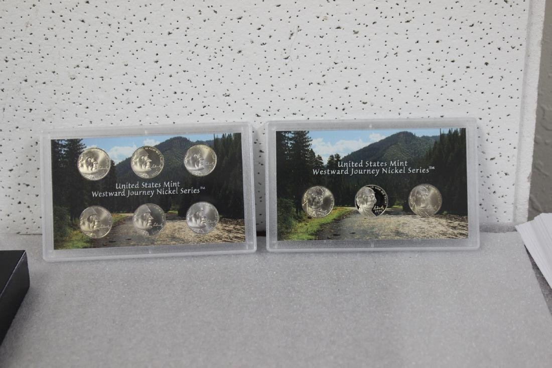Lot of Two Coin Sets - 2