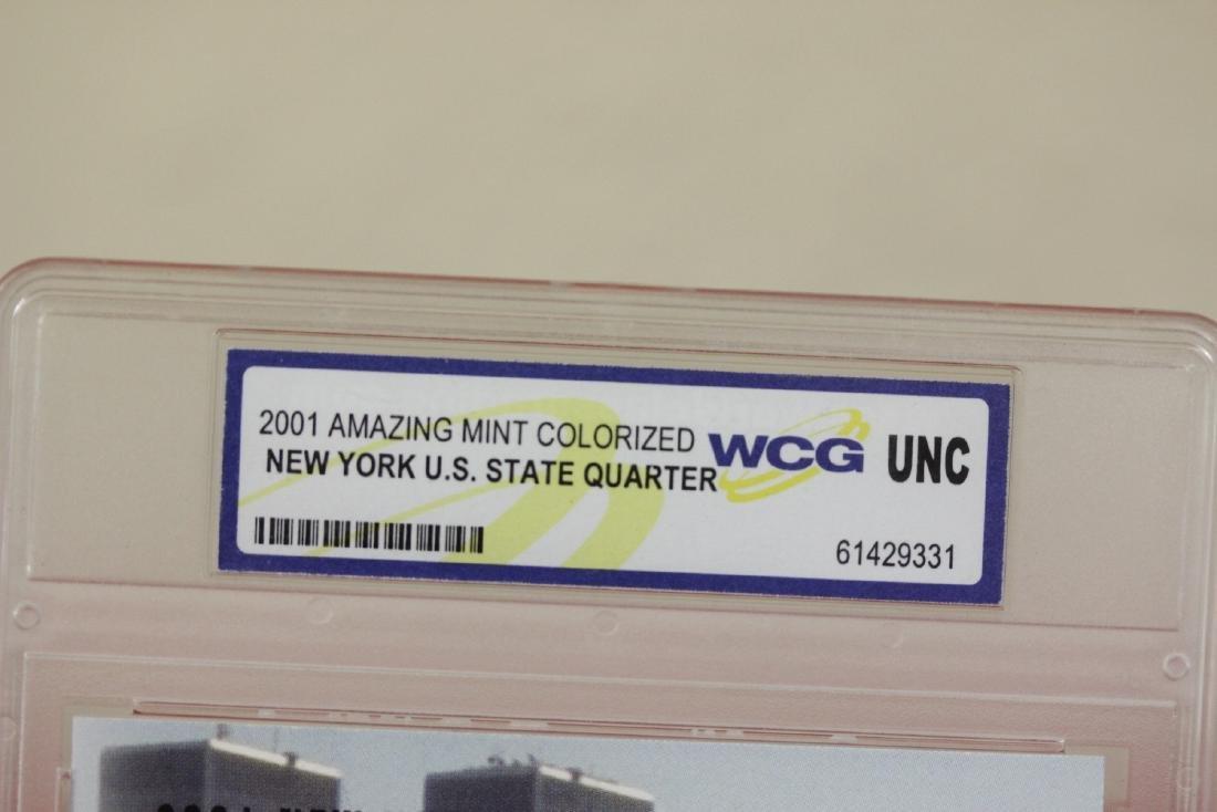 A Graded WCG Quarter - 7