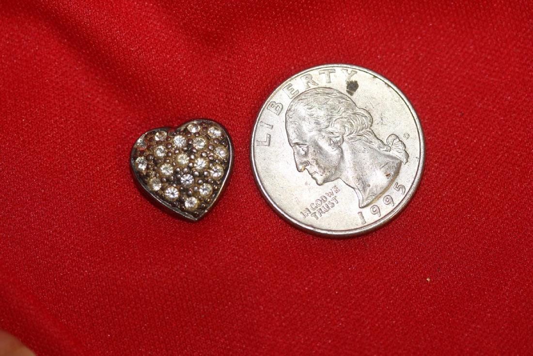 A Sterling Heart Pendant - 5