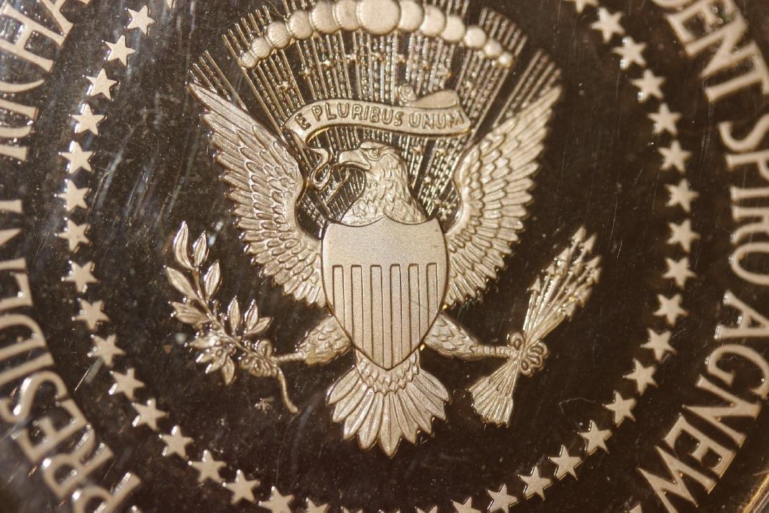 a Richard Nixon and Spiro Agnew Bronze Medal - 6