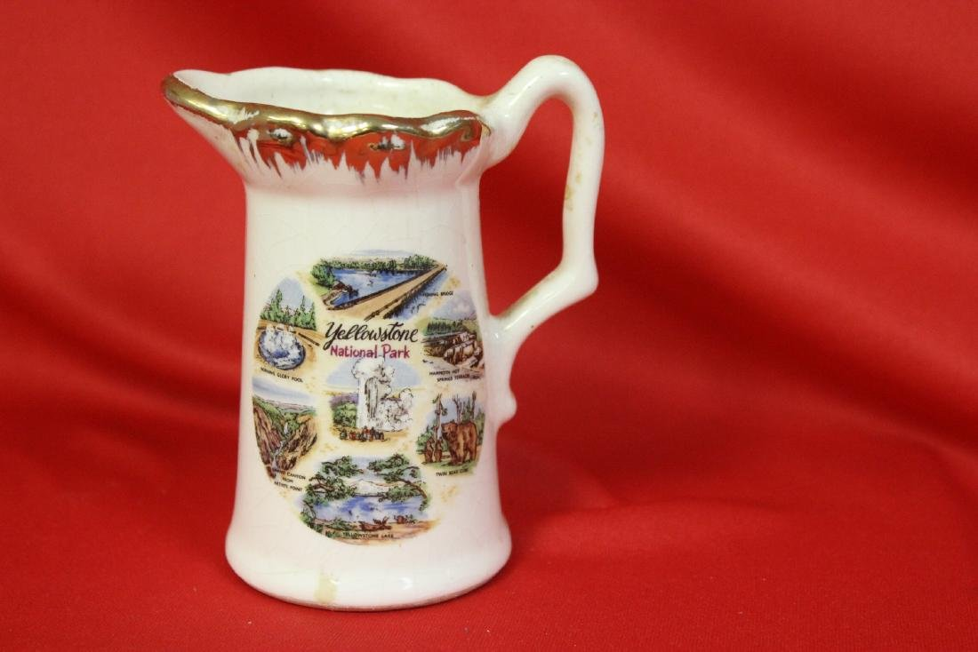 A Vintage Small Pitcher