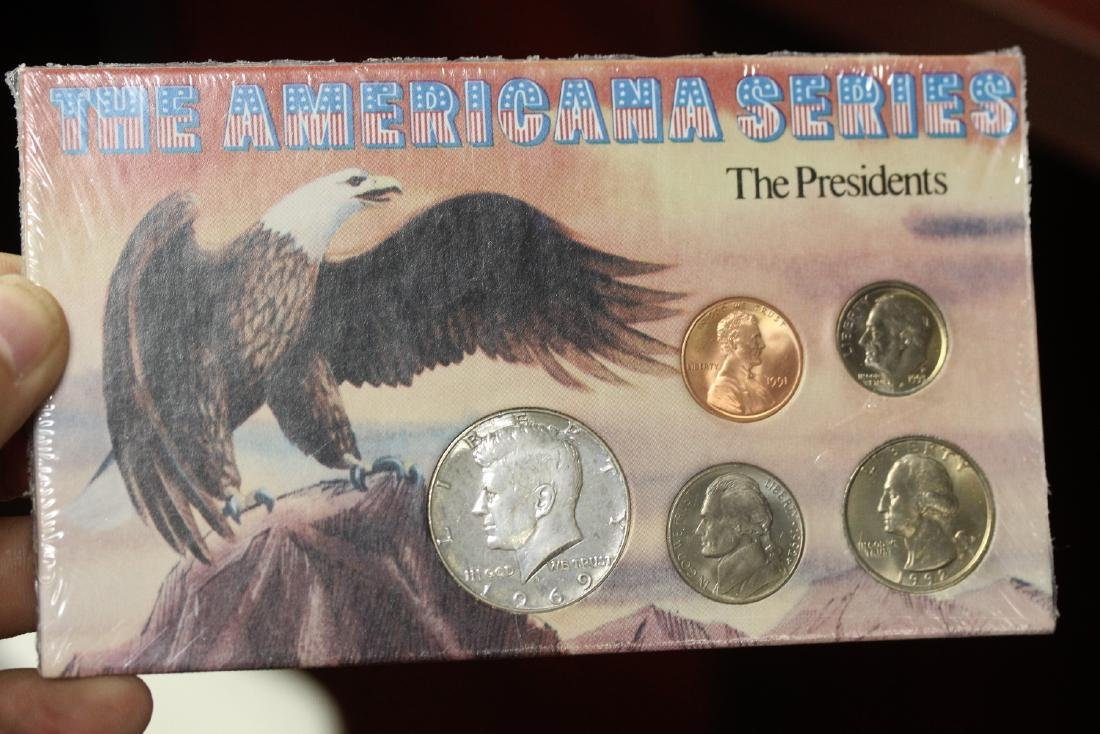 The Americana Series: The Presidents