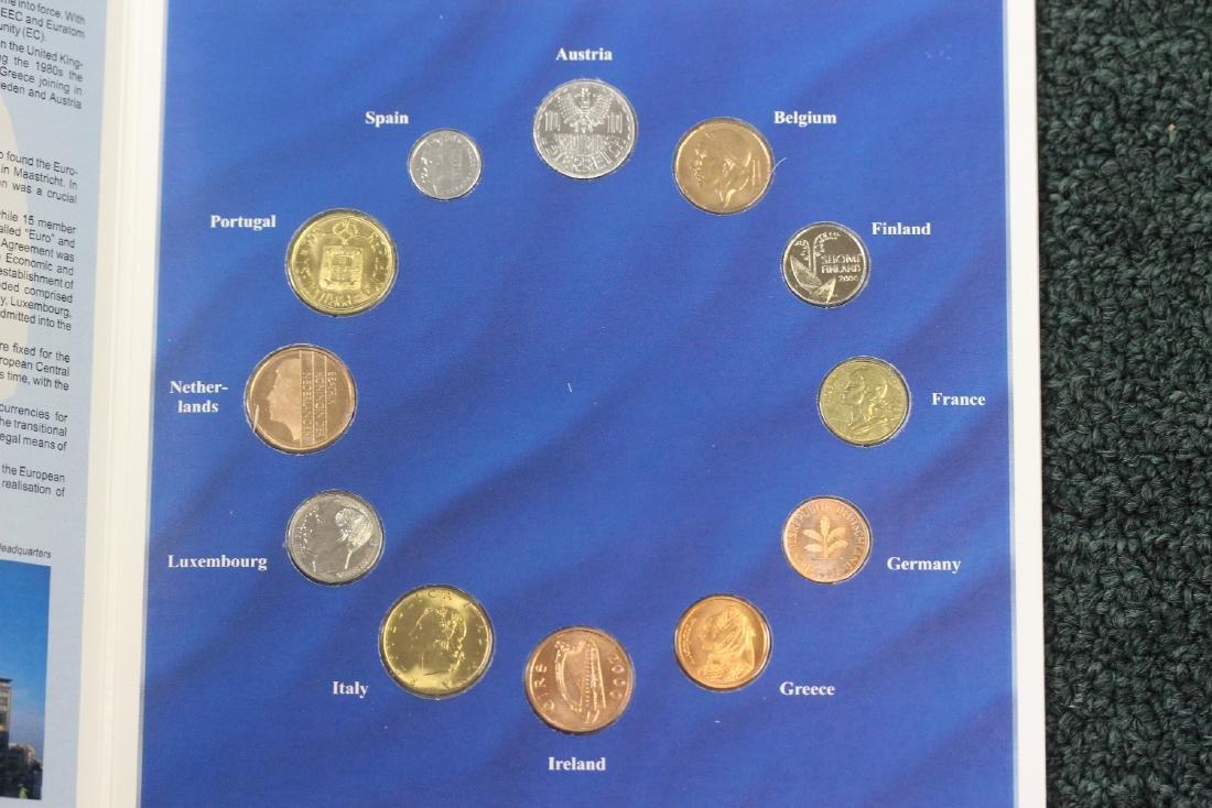 Euro-Zone Countries Coin Set - 2