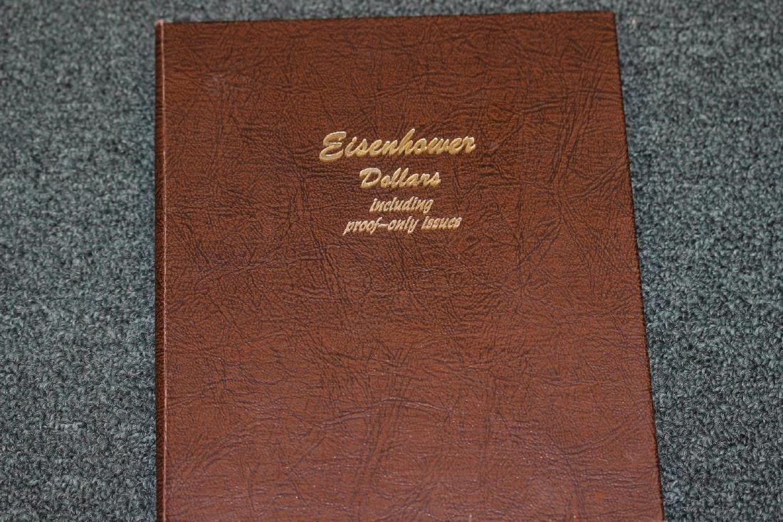 Eisenhower Dollar Binder