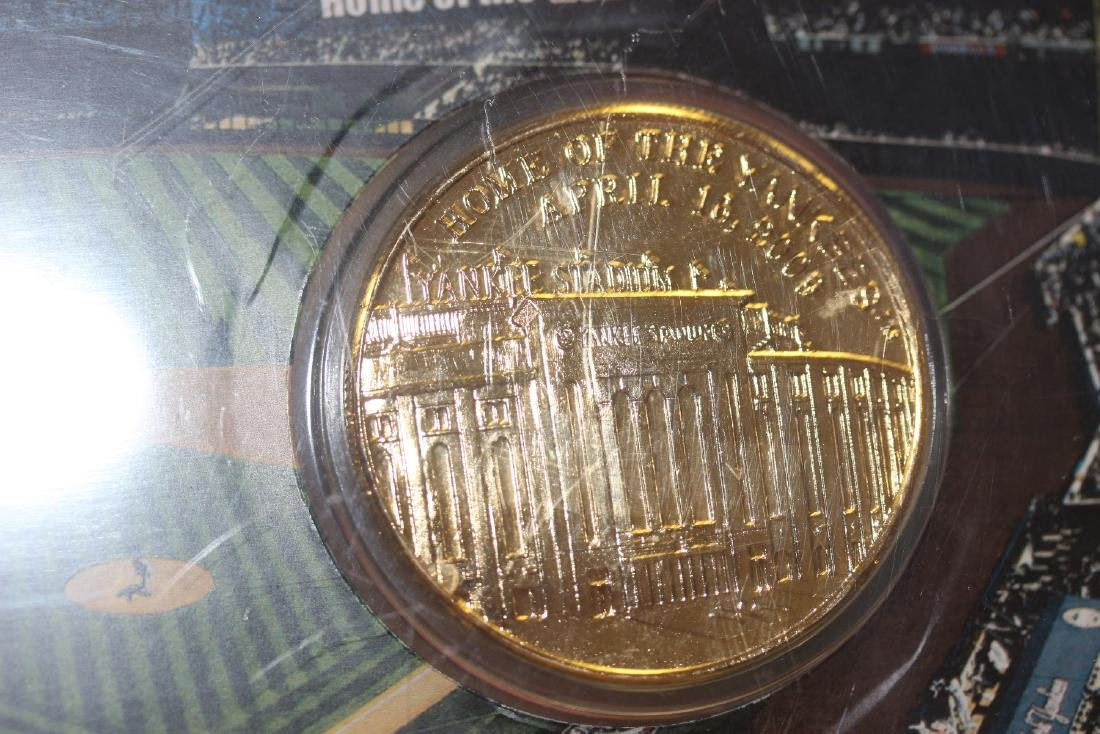 A Yankee Stadium Commemorative Coin - 3