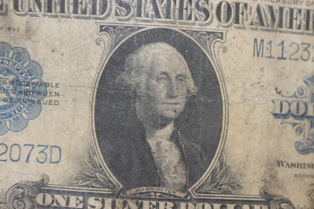A 1923 One Dollar Note - 4