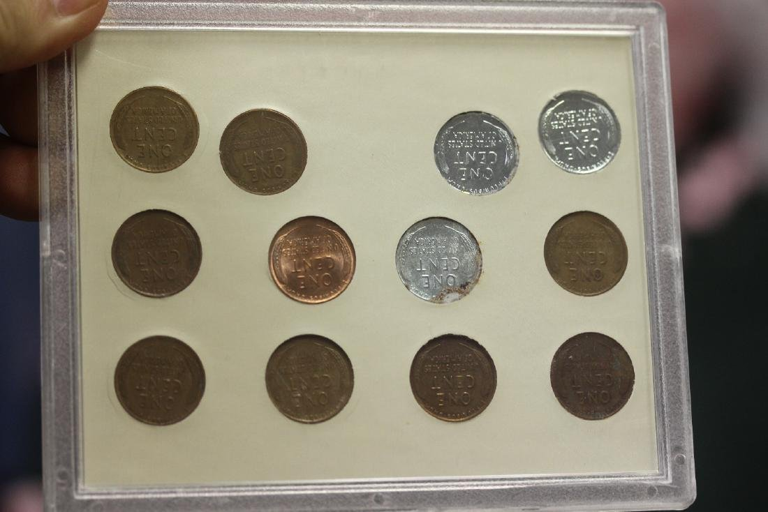 Patriotic Pennies Collection - 2