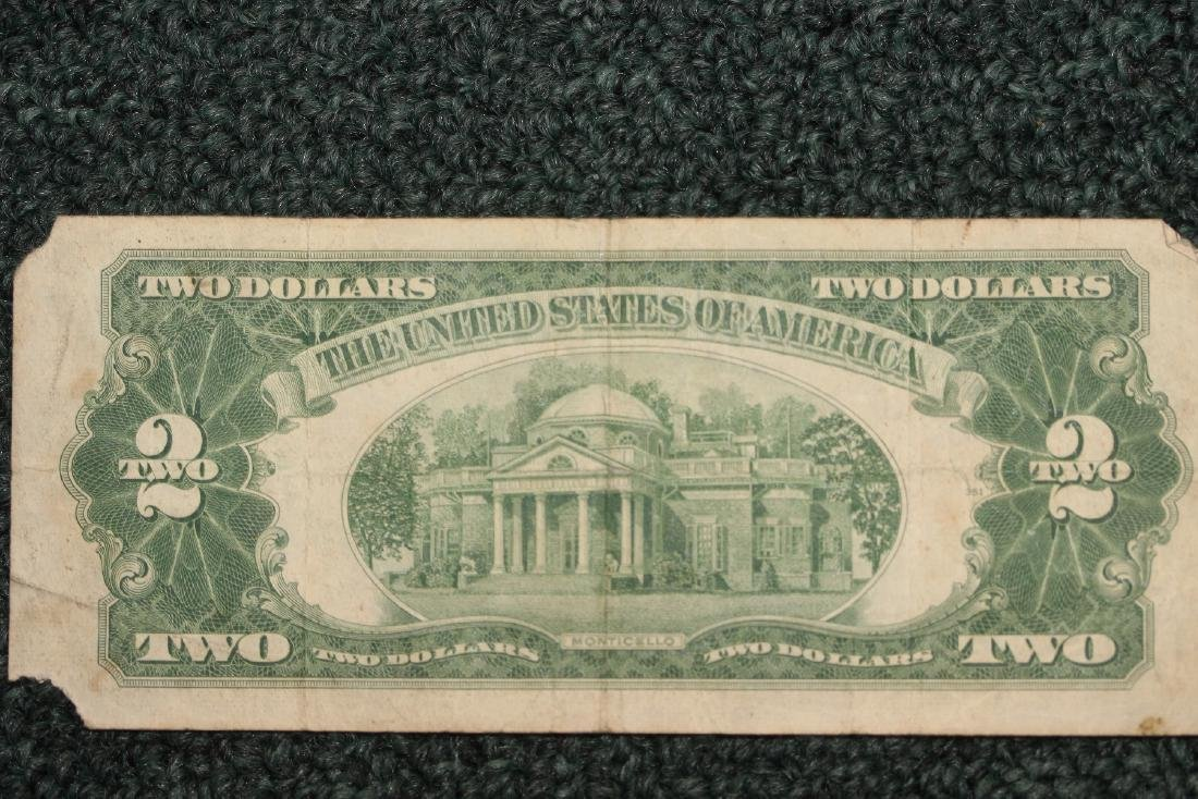 A 1928 Two Dollar Star Note - 4