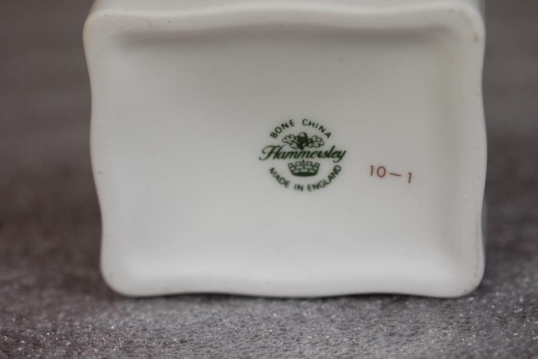 A Bone China Trinket Box - 7