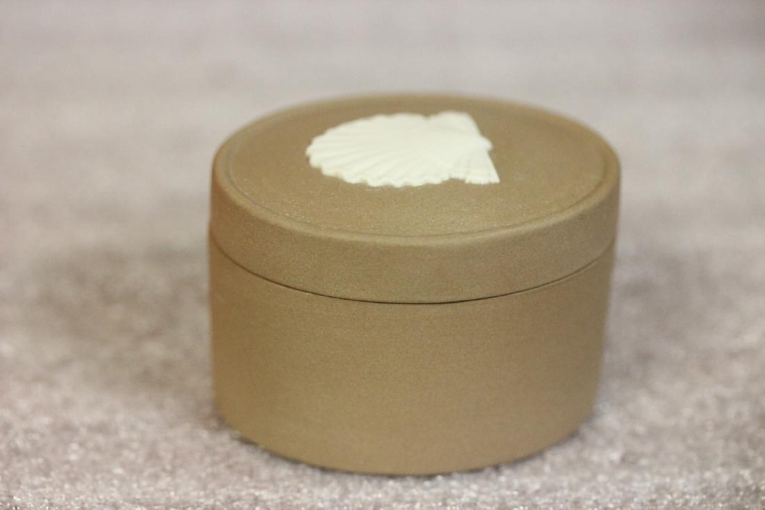 A Wedgewood Jasperware Trinket Box