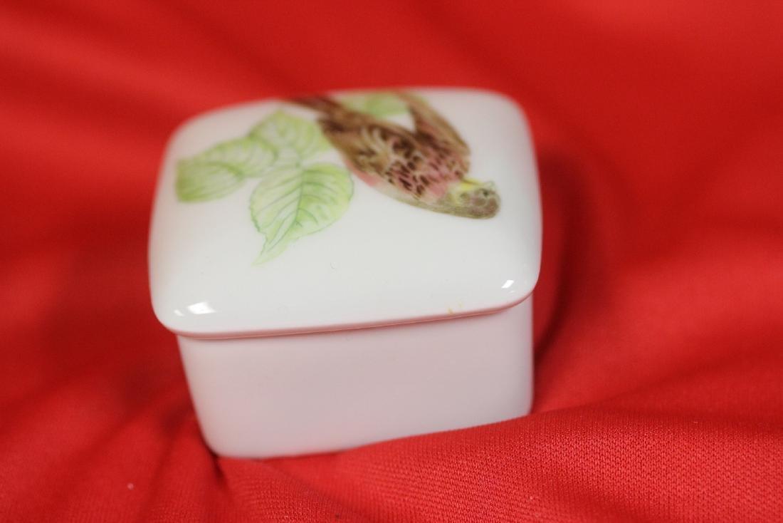 A Limoges Trinket Box - 5