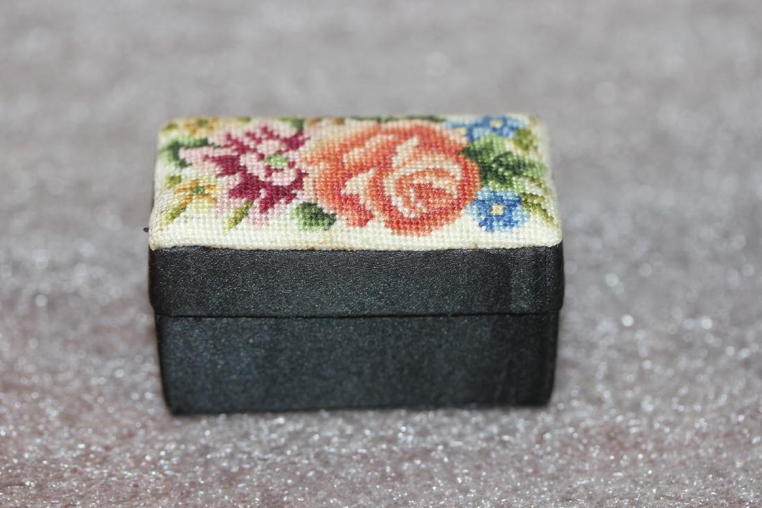 A Cloth Trinket Box - 3