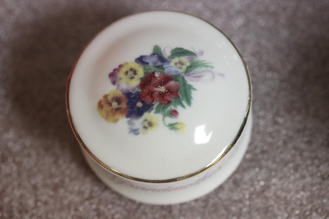 A Ceramic Trinket Box - 2