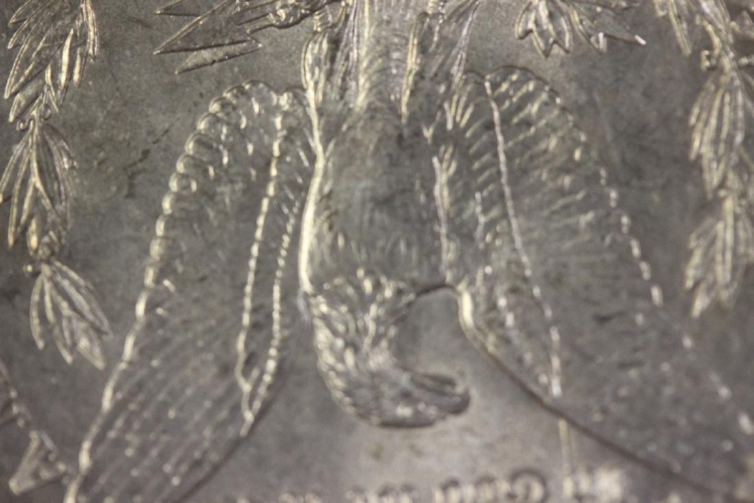 A Graded 1886 Morgan Silver Dollar - 5