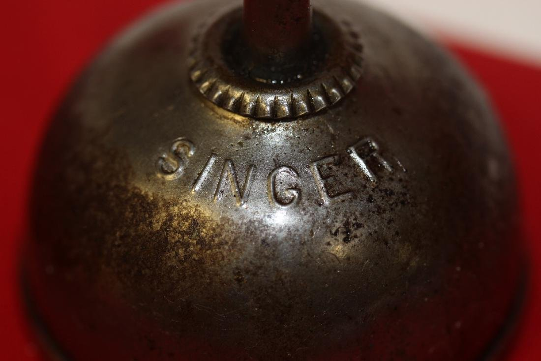 A Singer Oil Can - 3