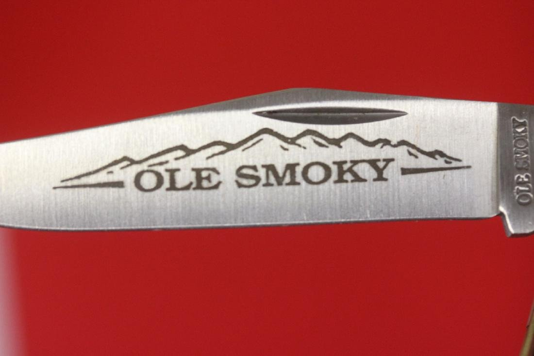 An Olde Smokey Pocket Knife - 3