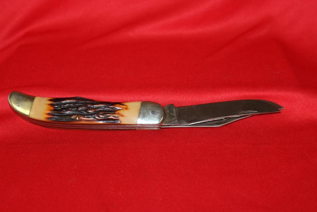 A Camillus New York Pocket Knife