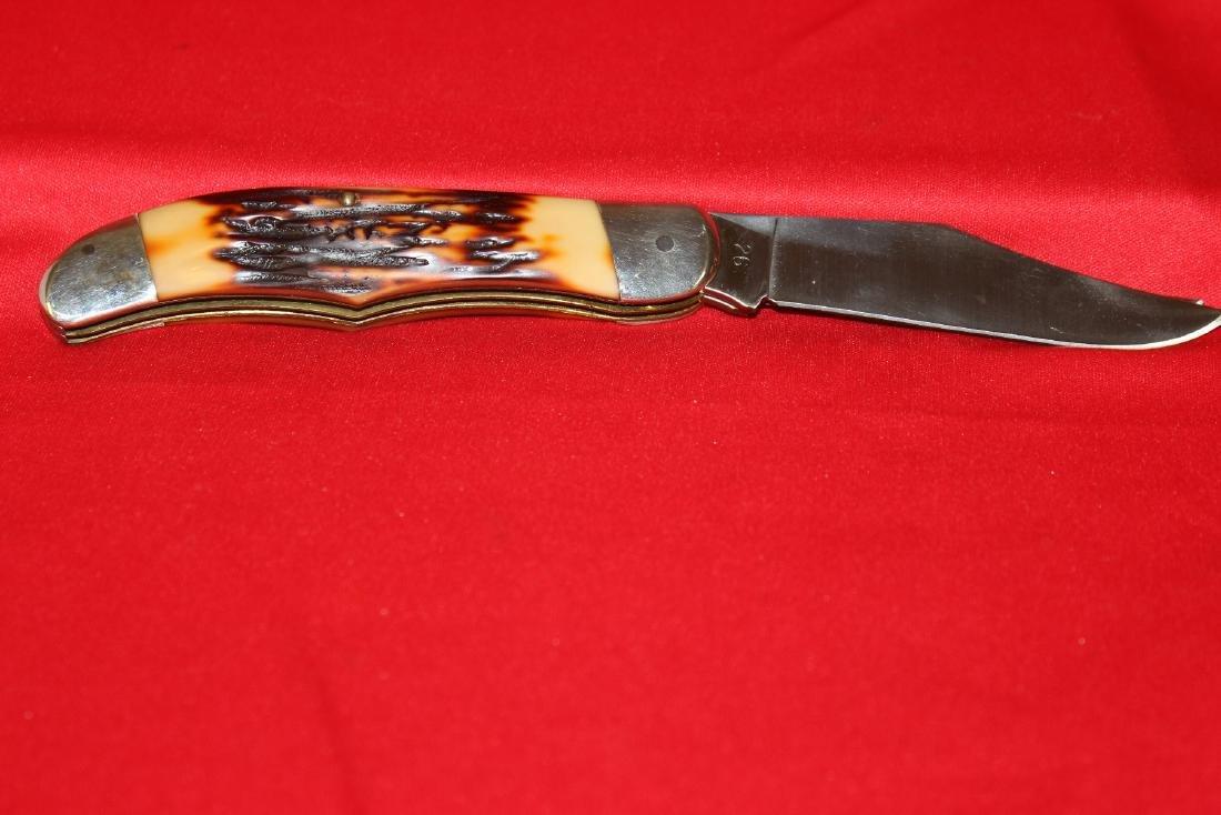 A Camillus New York Pocket Knife - 2