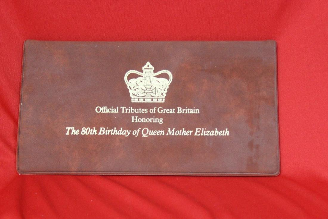Official Tributes of Great Britain