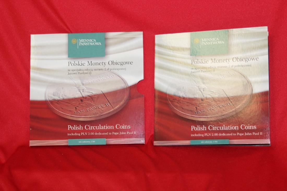 Polish Coin Set