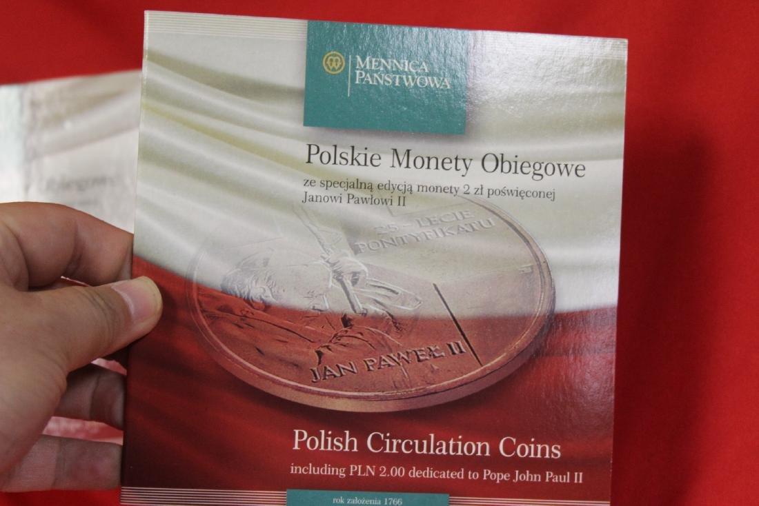 Polish Coin Set - 2