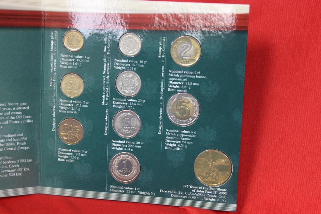 Polish Coin Set - 3