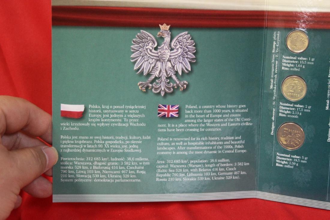 Polish Coin Set - 4