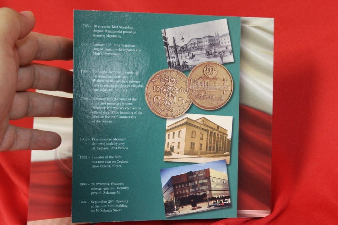 Polish Coin Set - 5