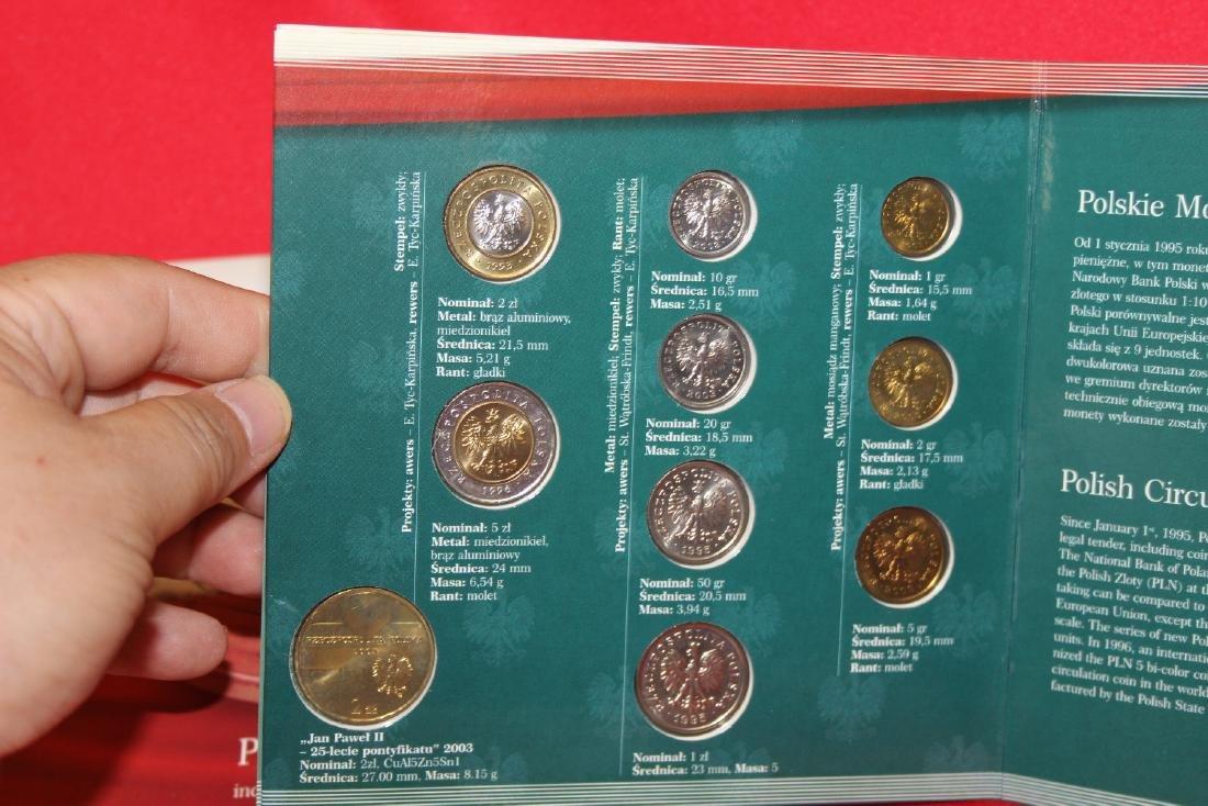 Polish Coin Set - 6