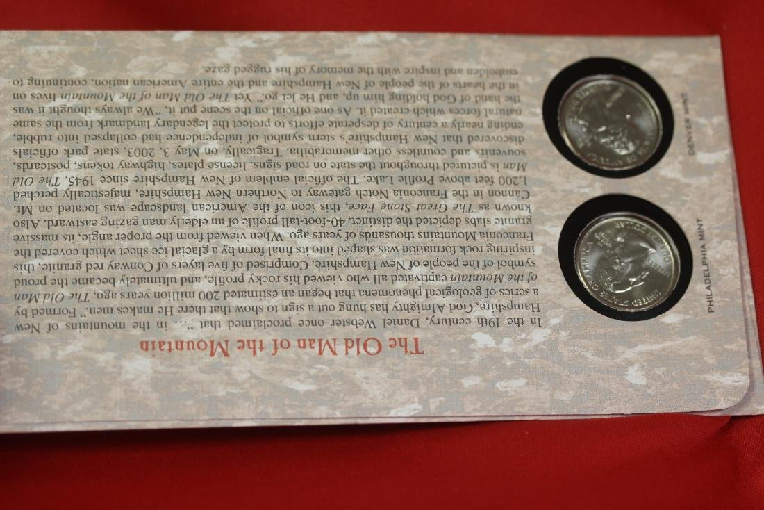 The Old Man and The Mountain Coin Set - 2