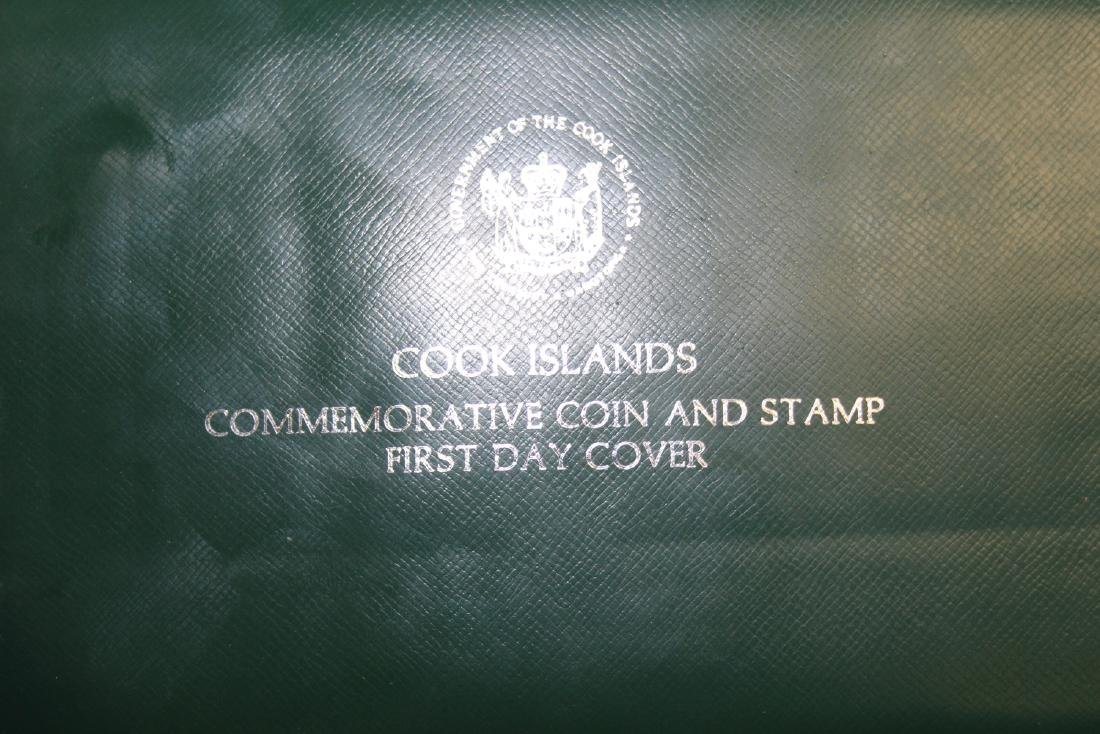 Cook Islands Commemorative Coin - 2
