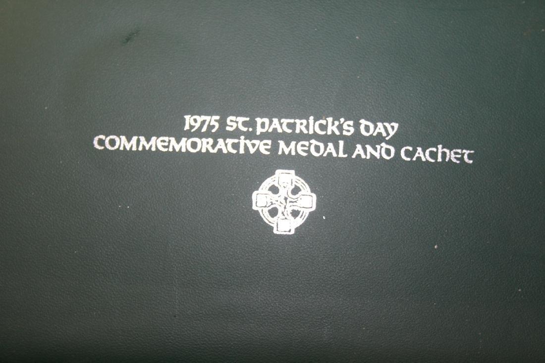1975 St. Patrick's Day Commemorative Medal