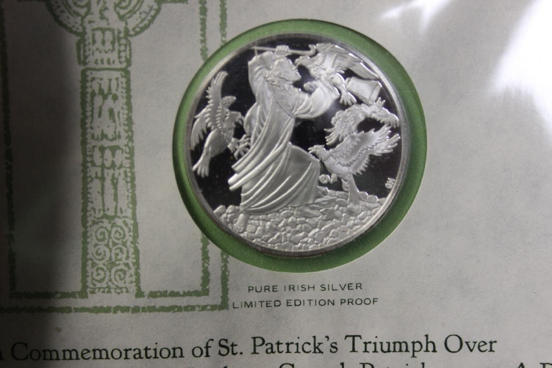 1975 St. Patrick's Day Commemorative Medal - 5