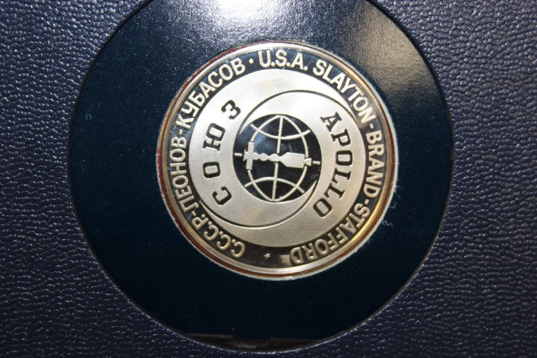 A Limited Edition Proof Sterling Silver Coin - 5