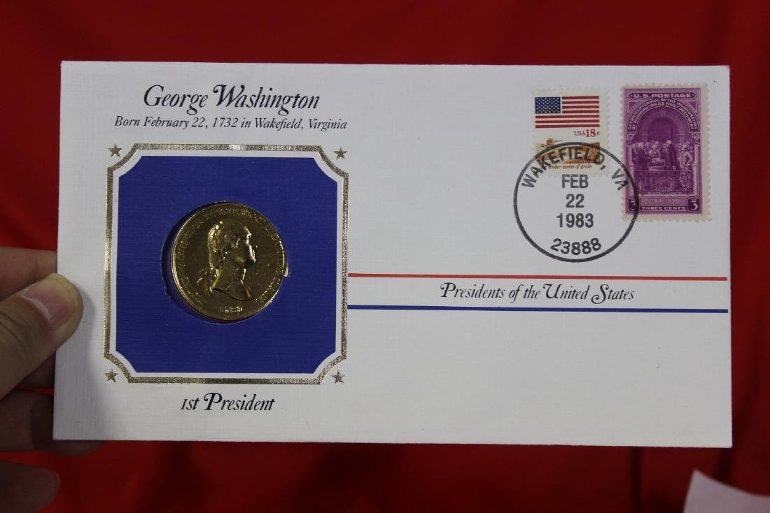 George Washington Commemorative Coin