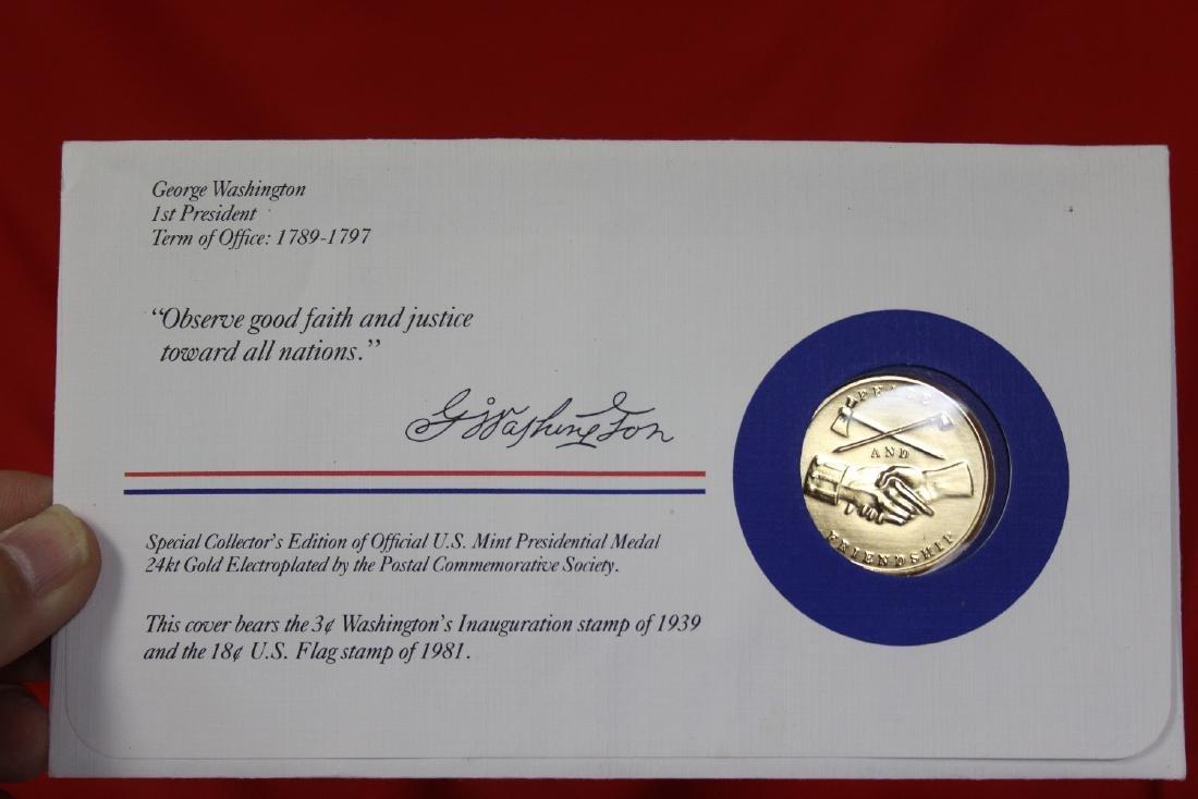 George Washington Commemorative Coin - 2