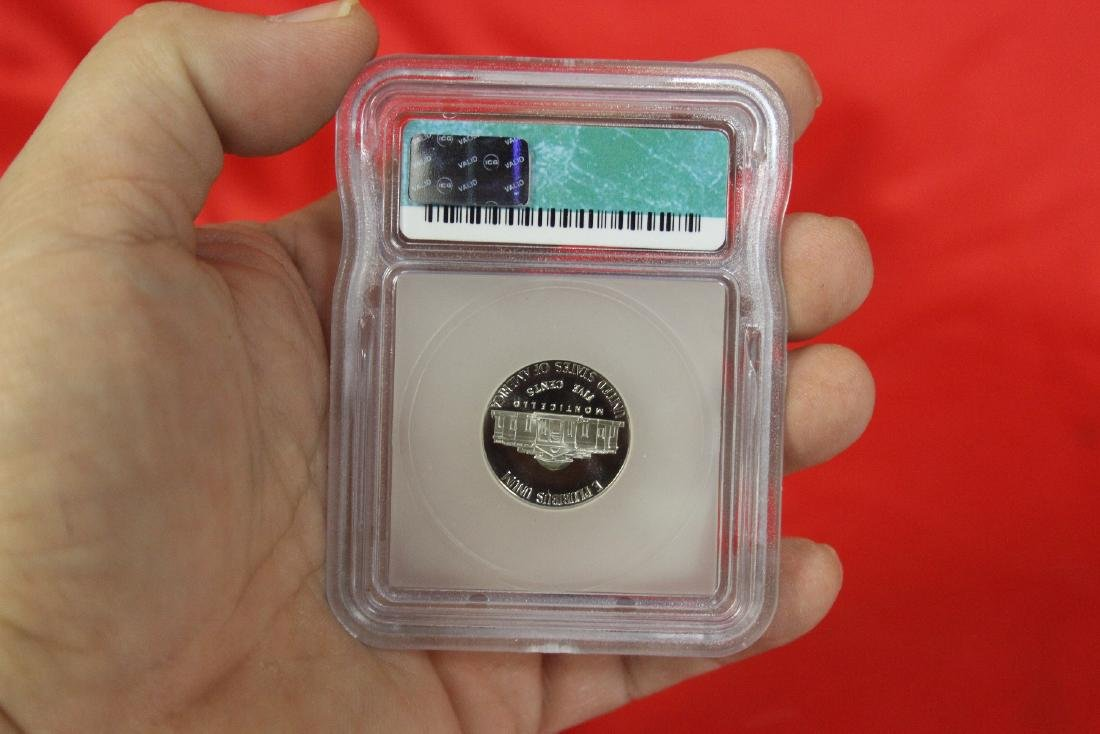 A 2006-S Graded Nickel - 2