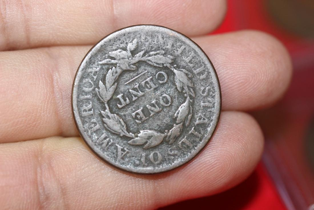 An 1832 Large Cent - 3