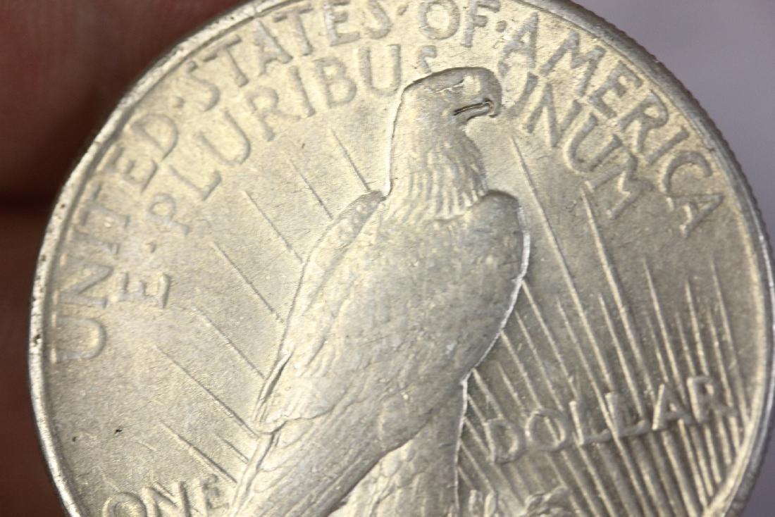 A 1925 Peace Dollar - 5