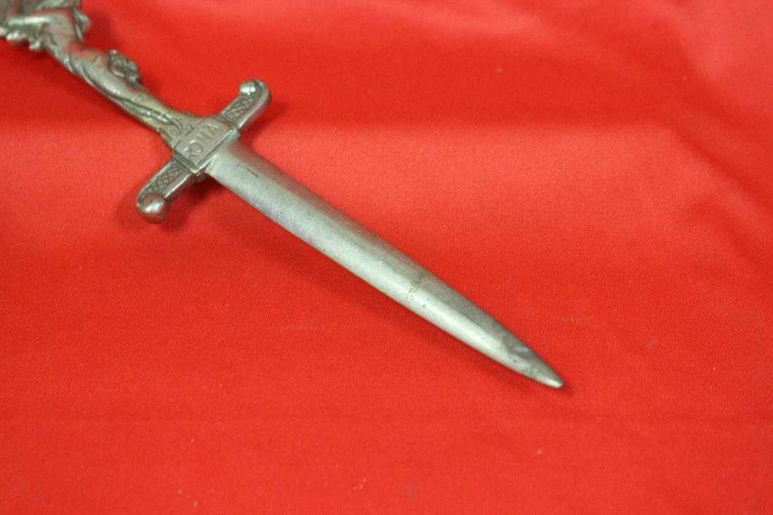 An Old Letter Opener - 4