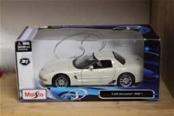 A Maisto Die Cast - Z 06 Corvette