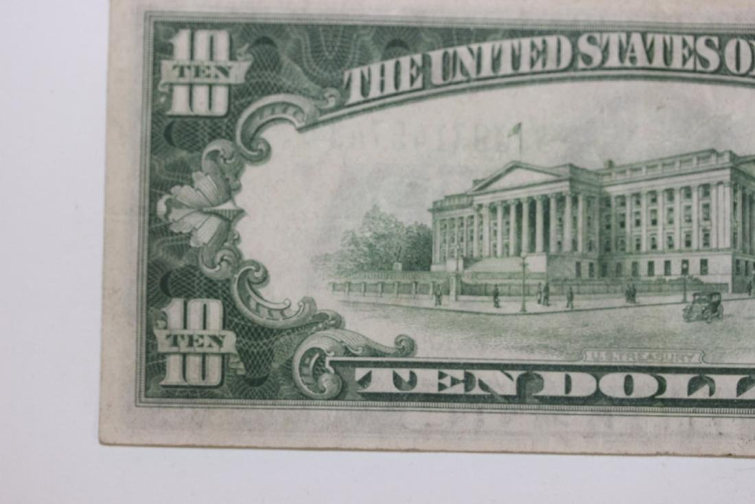 A 1934 $10.00 Note - 5