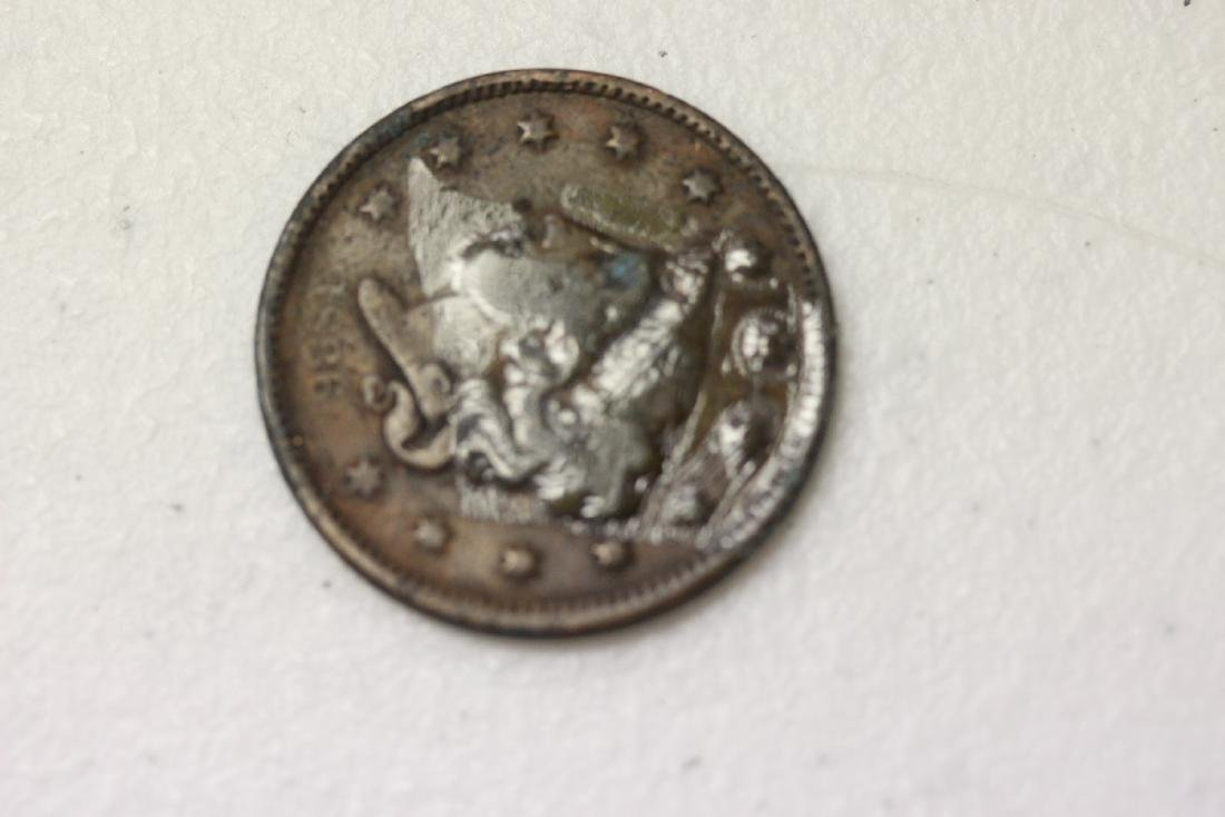 An 1836 Large Cent - 2