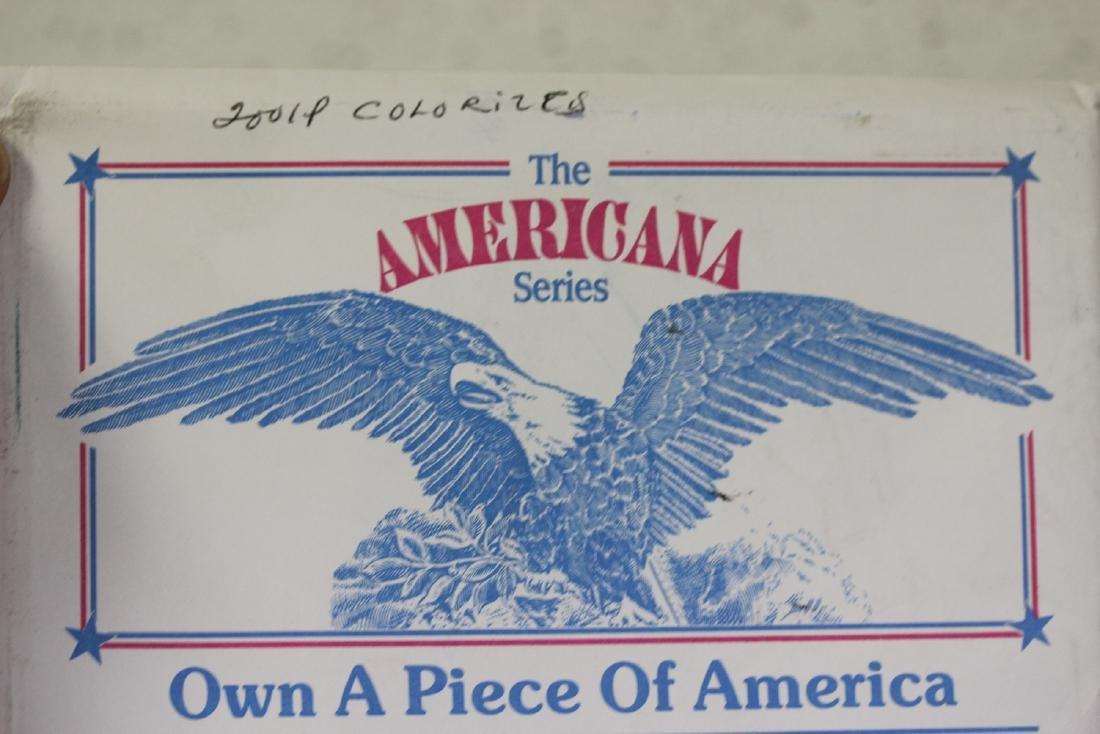 Historic Americana Series Coin Set - 2
