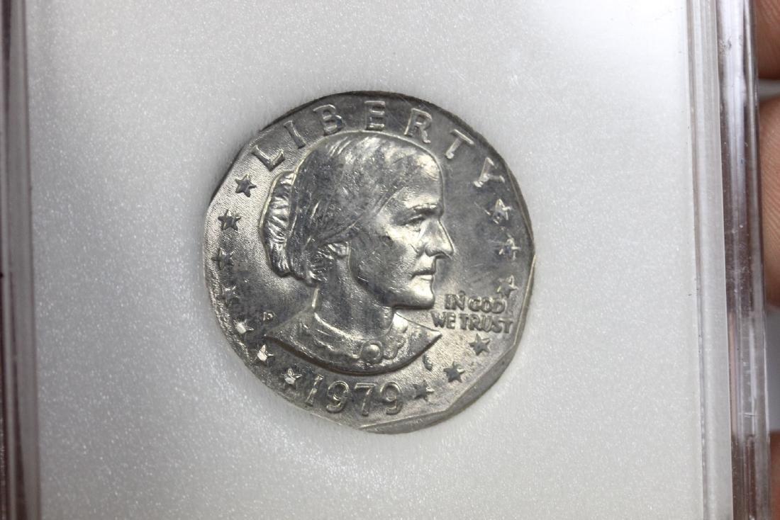 A 1979-D Dollar - 5