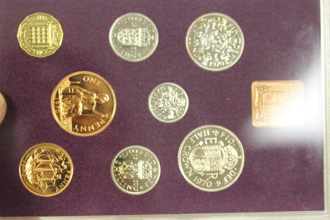 Coinage of Great Britain - 1970 - 2