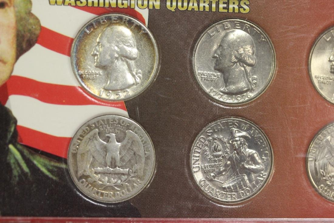 Oval Office Collection Washington Quarters - 2