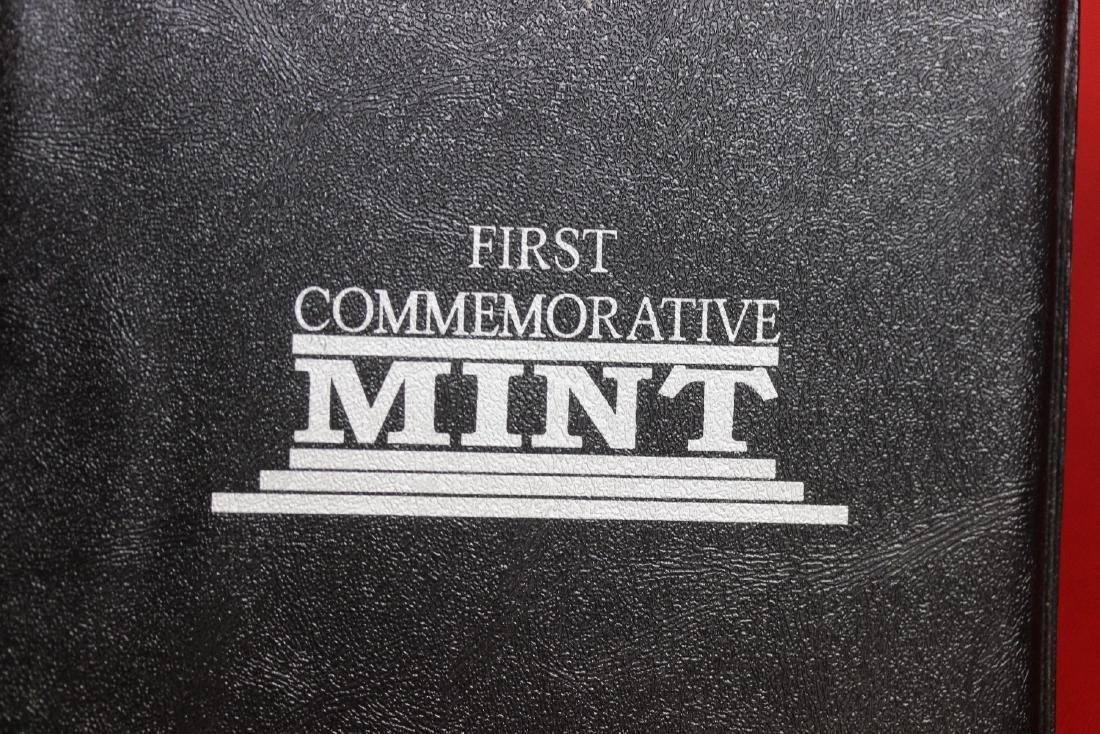 First Commemorative Mint - Roosevelt Dimes - 2